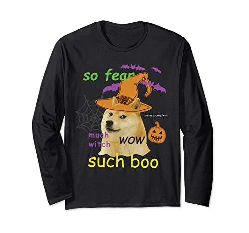 Halloween Doge Shirt Meme -