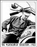 Elvis Presley Motorcycle Harley Davidson Wertheimer