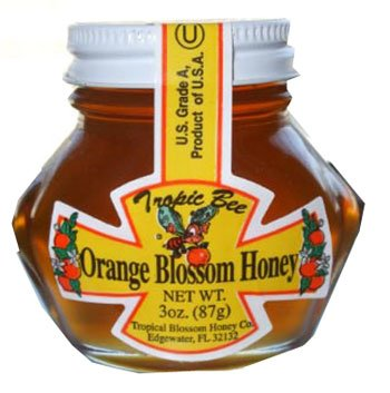 Rosh Hashana Honey Jar (4 Jars)
