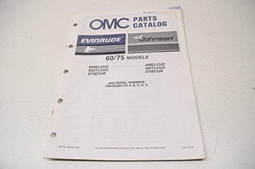 alog 60 & 75 Models QTY 1 (Omc Parts Catalog)