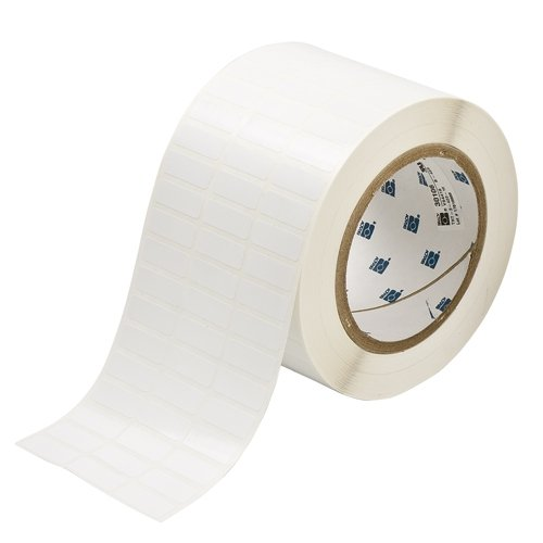 - Brady THT-3-423-10, Workhorse Glossy Polyester Label, Pack of 3 Rolls of 10000 pcs