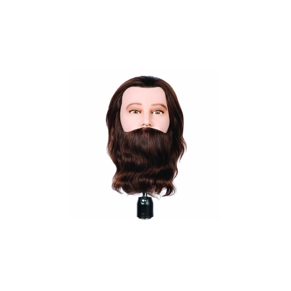 Hairart Joe 10 Deluxe with Beard Classic Mannequin Head (4015)