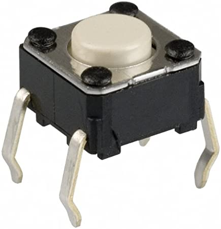 20Pcs B3F Tactile Switch Key Button Switch 12X12X7.3MM vx