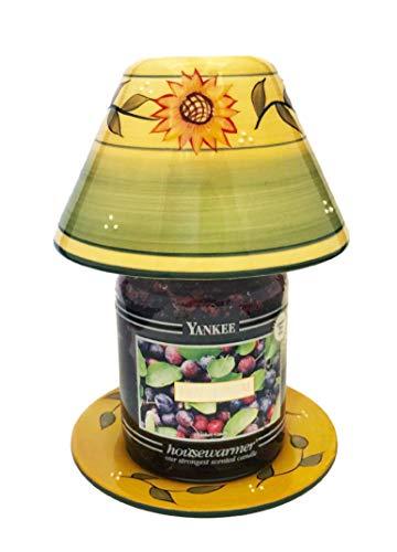 ACK Sunflower Candle Holder (Candle Holder Sunflower)
