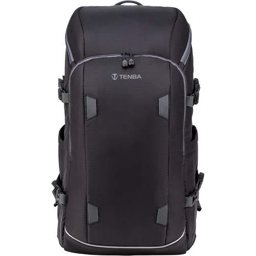 Solstice 24L Camera Backpack (Black) [並行輸入品] B07MQLMP4B