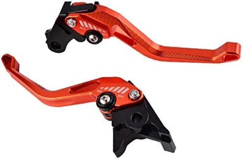 Orange Leviers dembrayage de frein 5D losange pour 990 SMR//SMT 2009-2013