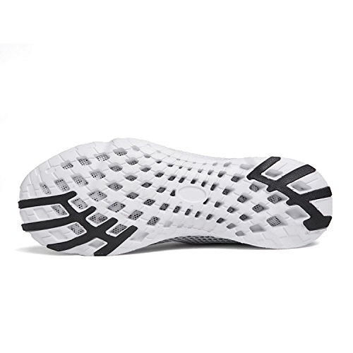 Sneakers Light Outdoor Grey Air Walking Quick Aqua Drying Water Shoes SUPERSHOES Mesh Women's FB16wBqv
