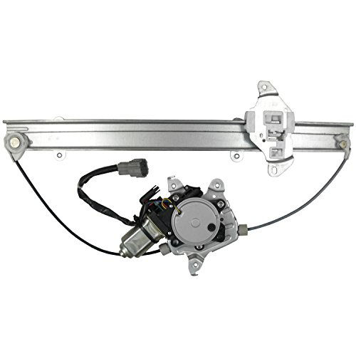 ACDelco 11A217 Professional Front Driver Side Power Window Regulator with Motor