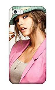 5/5s Scratch-proof Protection Case Cover For Iphone/ Hot Barbara Palvin Christmas And Screensavers Phone Case