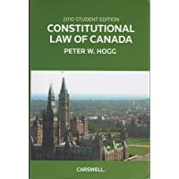 Constitutional Law of Canada 2010