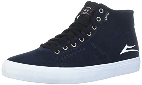 High' Navy Suede Flaco Suede White Lakai Navy White 8wqP5XA