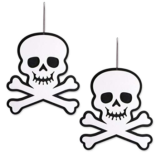 Halloween Indoor and Outdoor Hanging Door Decorations and Wall Signs Scary Party Supplies (D) by Coerni (Image #5)