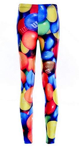 Biran Treggings Jeggings ExtensiblescolorColour L Collants D'été Breal Leggings Femmes Pantalons Plage 2Size De Blanchies Pants FTlJcK1