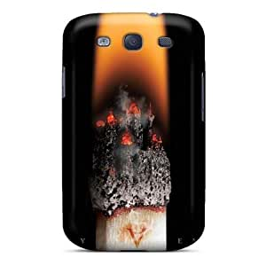 Bumper Hard Cell-phone Cases For Samsung Galaxy S3 (ppb12565KavT) Unique Design Nice Papa Roach Pictures