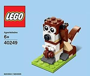 LEGO 40249 St. Bernard Dog Monthly Mini Build Polybag Set