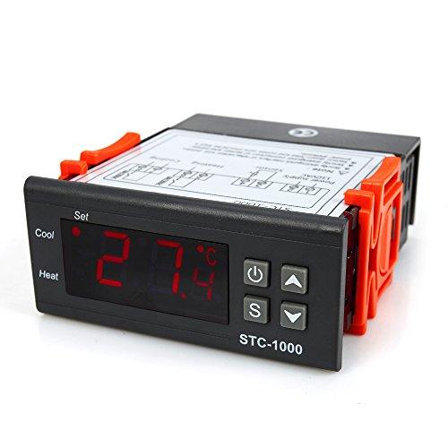 Flexzion All Purpose Temperature Controller Thermostat