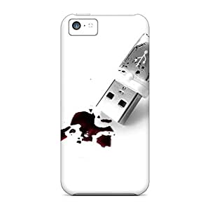 Cases For Iphone 5c With Horror Usb