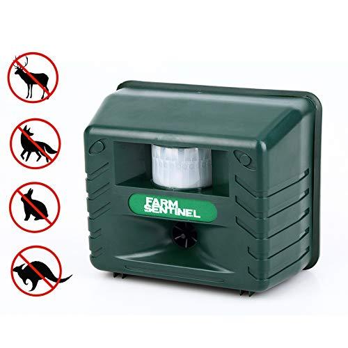 Lingua dell'amore ultrasuono Repellente Repellente per Gli Animali da Procione Repellente per roditori elettronici,856802