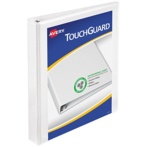 Avery Touch Guard HVY-Duty Slant D-Ring View Binder (AVE17141)