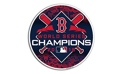 (Fremont Die 2018 World Champions Boston Redsox)