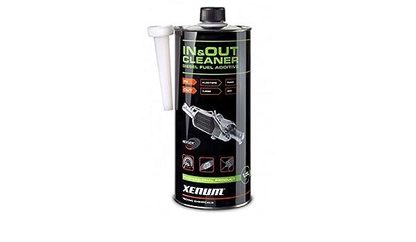Limpiador In & Out de Xenum Nexgen, para el filtro de partículas diésel, 1,5 litros: Amazon.es: Coche y moto