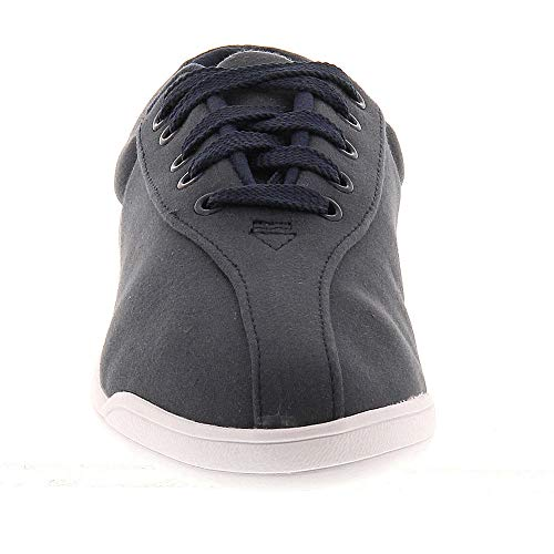 Navy Ap1 Easy Up Lace Womens Low Top Spirit Fashion microfiber Sneakers zqSqR