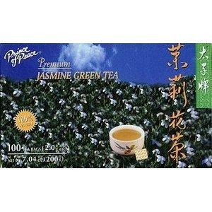 Prince of Peace Premium Jasmine Green Tea - 100 Tea Bags