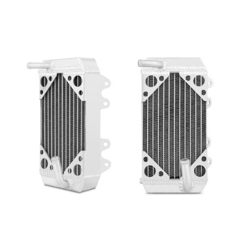 Mishimoto MMDB-CRF150-07LX Left Side Braced Aluminum Radi...