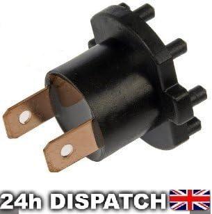 2x Headlight Socket Bulb Holder B28V510A3 for Mazda 3//5//323 Kawasaki ER6-F UK