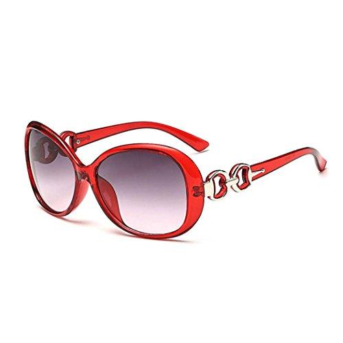 Grande UV400 Marco Polarizadas Mujer Gafas C Gafas Proteccion Ojos De Keepwin Anti Ovaladas Sol Reflejo Estiloso qxg1Kw6