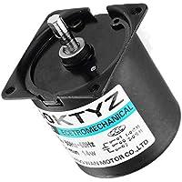 Etase Motor S/íNcrono 5RPM 28W 68-KTYZ AC 220V Motor de Engranaje S/íNcrono de Im/áN Permanente Motor Peque?O
