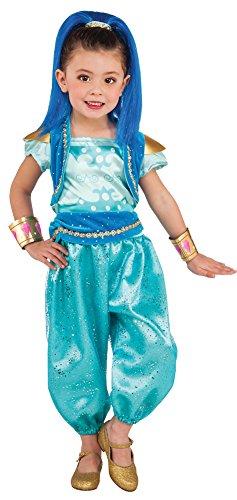 BESTPR1CE Toddler Halloween Costume- Shimmer Shine Shine Toddler Costume 3T-4T