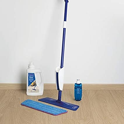 Quick Step Cleaning Kit For Laminate And Wooden Floors Amazoncouk