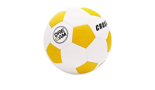 BS-Sport-6 Fútbol 5# Juego para Adultos Fútbol Resistente al ...