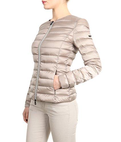 Long Puffer Woman REFRIGIWEAR for Brigitte Jacket Sleeve Masilla X1AqBwRw