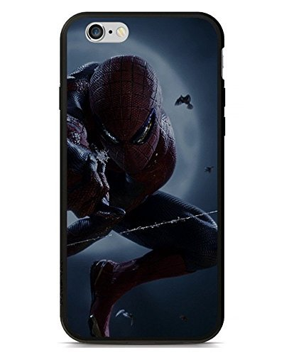 [case for iphone 5C Shop 2015 iPhone 5C Case, The Amazing Spider-Man Series Hard Plastic Case for iPhone] (Bike Lane Costume)