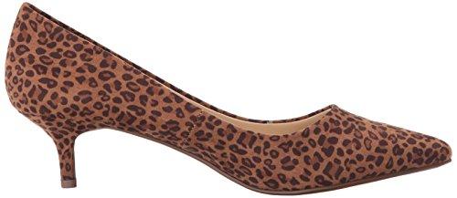 Athena Alexander Womens Teague Dress Pump Tan Leopard