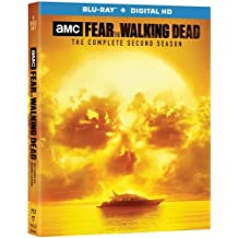 Fear The Walking Dead Season 2 BD/UV [Blu-ray]