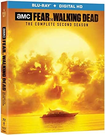 Amazoncom Fear The Walking Dead Season 2 Blu Ray Kim