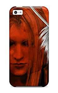 Andrew Cardin's Shop Hot Snap-on Sephiroth Hard Cover Case/ Protective Case For Iphone 5c 6246836K41175761