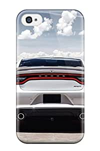 Best Tpu Case For Iphone 5c With 2015 Dodge Charger Srt Hellcat Rear Angle
