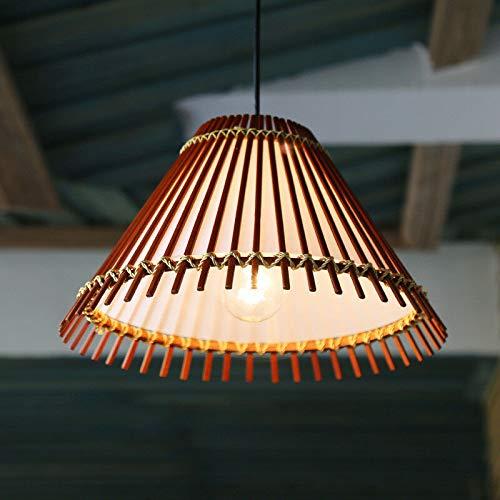 FidgetGear American Country Pastoral Style Bamboo Pendant Lamp Chandelier Hanging Light 190 by FidgetGear (Image #3)
