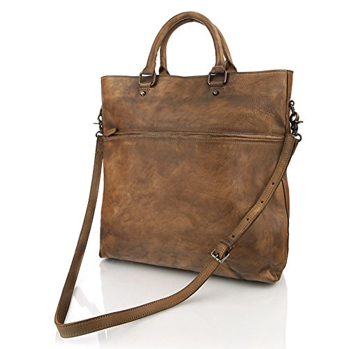 VF 5088 Shoulder Bag Camel by Violett-Men