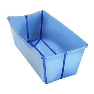 Flexi Bath 00305 - Bañera para niños (color Celeste/Azul)