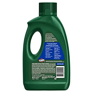 Cascade Complete Gel with the Power Of Clorox, Dishwasher Detergent, Fresh Scent, 75 ounces (Pack of 6)- Package may vary