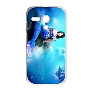 Anime Mermaid Motorola G Cell Phone Case White SUJ8484605