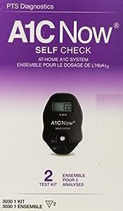 A1CNOW SELFCHECK 2 TEST 1EA CHEK DIAGNOSTICS (DIABETES)