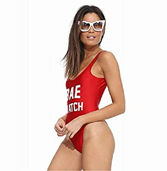 Red One-piece & Monokini For Women