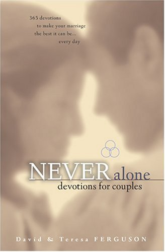 Download Never Alone Devotions for Couples: 365 Inspirational Readings pdf epub