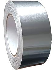 50 meter aluminium tape, 50 mm breed